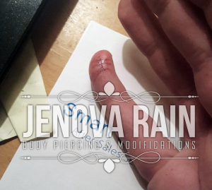 Jenova Rain Body Piercing & Modifications