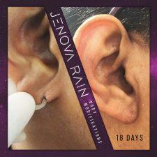 Split Ear Lobe Repair UK by Jenova Rain